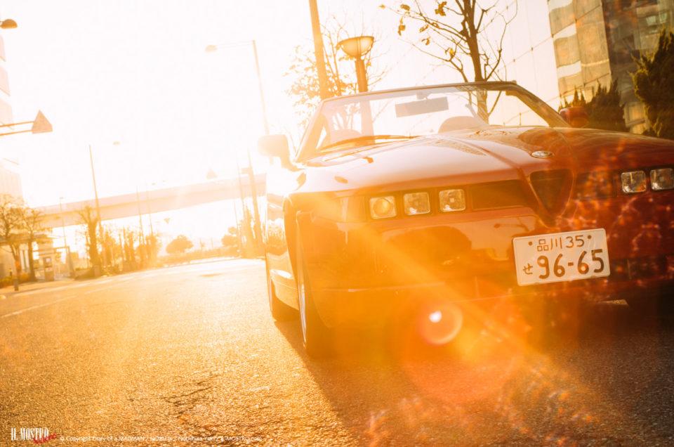 Alfa Romeo ZAGATO RZ