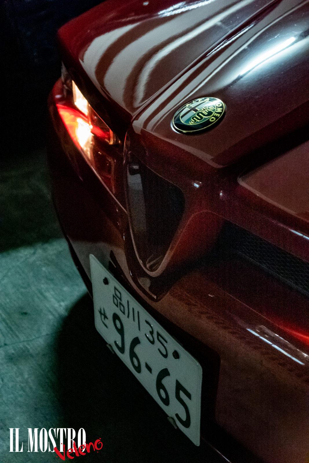 IL MOSTRO Velene : Alfa Romeo RZ